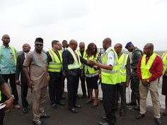 IBOM INTERNATIONAL AIRPORT: SECOND RUNWAY SET FOR COMPLETION.   The Akwa Ibom State Government has concluded plans to complete the second Runway at the Ibom International Airport within the next six months.  The Commissioner for Housing and Special Duties in Akwa Ibom State Mr Akan Okonmade this known when he inspected the Rapid Exit and the second Runway of the Airporton thursday.  Speaking shortly after the inspection tour the Commissioner said his visit was aimed at inspecting the project…