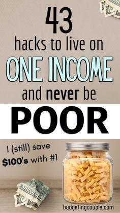 Best Money Saving Tips, Money Tips, Saving Money, Money Budget, Frugal Living Tips, Frugal Tips, Money Plan, Budget Planer, Money Saving Challenge