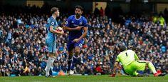 Costa chơi tuyệt hay trong cuộc đụng độ với Man City  Tin Bóng Đá Tổng Hợp