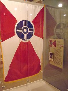 The Wichita Flag | The Wichita-Sedgwick County Historical Museum on Flickr