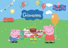 Peppa Pig Background Pictures To Pin On Pinterest
