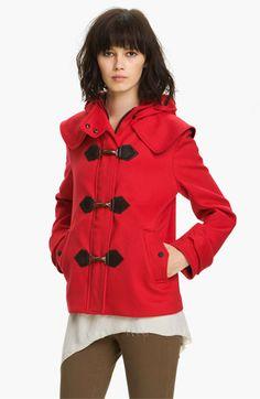 rag & bone Crop Duffle Coat