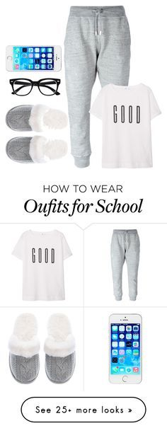 """NO SCHOOL!!!"" by ana-faith on Polyvore featuring Dsquared2, Victoria's Secret, MANGO, River Island, women's clothing, women, female, woman, misses and juniors"