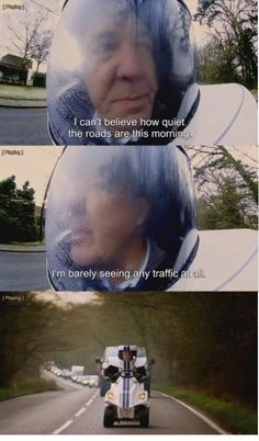 I love Top Gear!!! <3 When he hits bumps in the road, almost peed myself laughing.