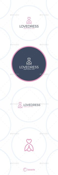 Love Dress Logo - Flower Line by lunarts_studio Logo: Logo combined the lotus flower, heart and dressBest regardsLunarts Studio Nature Green, Dress Logo, Fashion Logo Design, Clothing Logo Design, Fashion Designers, Flower Logo, Lotus Flower, Studio Logo, Fashion Photography Inspiration