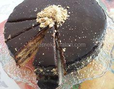 Çikolatalı Yaş Pasta | Pratik Yemek Tarifleri, Resimli Yemek Tarifleri, Kolay Yemek Tarifleri