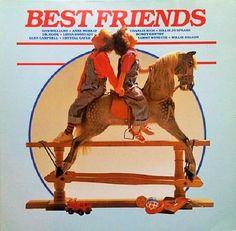 Best Friends - Impression Records - Lp -IMP 1 - Vinyl, LP, Compilation - UK 1982  - Glen Campbell - Don Williams -Linda Ronstadt by SkandiRetroMusic on Etsy