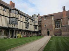 Queens college Cambridge