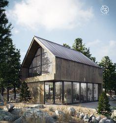Modern Lodge by vudumotion