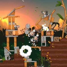 Angry Birds Trilogy DLC Adds 135 New Levels  By Angela Moscaritolo March 8, 2013