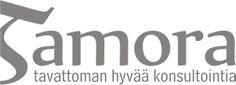 Tavattoman hieno uusi Tamora-logo!