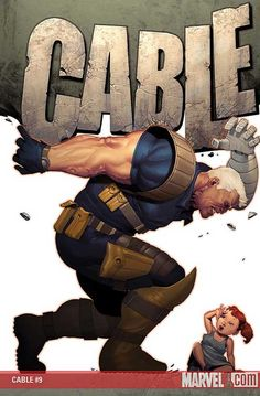 Cable by Ariel Olivetti