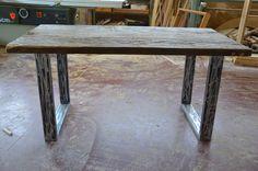 tavolo in legno rovere antico prima patina...