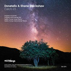 DONATELLO/SHANE BLACKSHAW - Catch 23	 (Stripped)