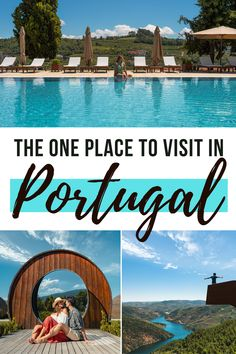 Portugal is filled with amazing places to visit, and the Douro Valley is a region you absolutely can't miss in Portugal. Where to Go in Portugal I Portugal Itinerary I Portugal Must-Sees I Where to go in the Douro Valley I Douro Valley Itinerary I Douro Valley Travel Guide I What to Visit in Portugal I Portugal Travel I Activities in the Douro Valley I Best Destinations in Europe I Best Locations in Portugal I Activities in Portugal I Wine Regions in Europe #portugal #dourovalley #douro Travel Info, Europe Travel Tips, Travel Goals, Travel Ideas, Travel Inspiration, Places In Portugal, Visit Portugal, Spain And Portugal, Family Vacation Destinations