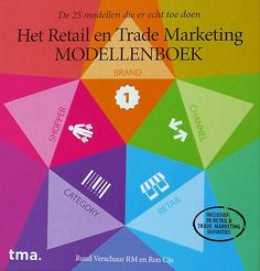 Het Retail en Trade Marketing MODELLENBOEK Trade Market, Retail, Chart, Marketing, Sleeve, Retail Merchandising