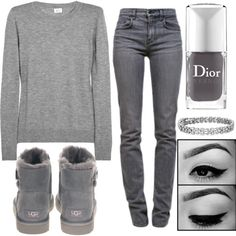 """""""Divergent: Dress like the ABNEGATION"""" by hellokitteh9x2 on Polyvore"""
