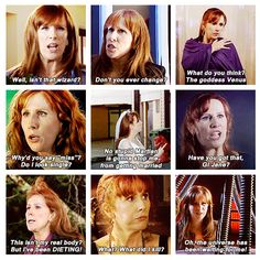 30 Day Dr. Who Challenge: Favorite Companion: I love the first three ladies of the new series but Donna takes the cake for me!