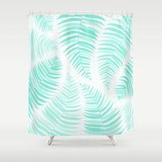 PALMSMINT Shower Curtain