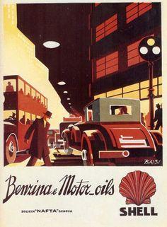 Italian Shell ad