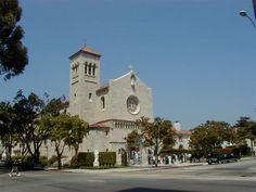 Saint Monica's Catholic Church