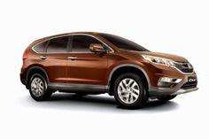 2016 Honda CRV price