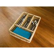 $8.00 Bamboo Silverware Tray
