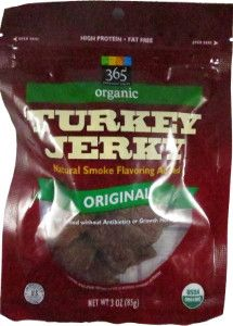 Discover how 365™ - Original turkey jerky fared in a jerky review. http://jerkyingredients.com/2014/11/29/365-original-turkey-jerky/ #turkeyjerky #food #ingredients #jerky #review