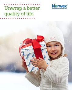 Unwrap a better quality of life