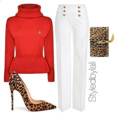 Untitled #181 by styledbylali on Polyvore featuring polyvore fashion style Vivienne Westwood Red Label Emilio Pucci Christian Louboutin Yves Saint Laurent women's clothing women's fashion women female woman misses juniors