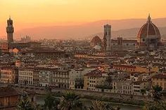 Firenze/Florence in Firenze, Toscana Oh The Places You'll Go, Places To Travel, Places To Visit, Most Beautiful Cities, Wonderful Places, Amazing Places, Simply Beautiful, Dream Vacations, Vacation Spots