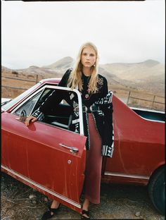 Go Rodeo: Zara Takes on the Western Trend for Fall Photoshoot Inspiration, Mode Inspiration, Editorial Photography, Fashion Photography, Slingback Shoes, Us Cars, Car Girls, Best Vacations, Fashion Editorials