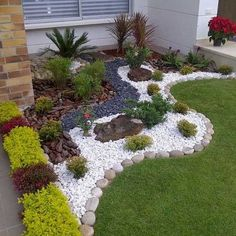 Some rock gardens utilize naturalistic arrangements of stones as planting areas, while some employ a wide range of stone materials as an unaffiliated landscaping element. In reality, they are gaining…MoreMore #LandscapingIdeas