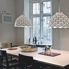 LC Shutters valaisin, valkoinen | Riippuvalaisimet | Valaisimet | Finnish Design Shop