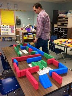 Kindergarten Is Crazy (Fun): STEM and teamwork in Kindergarten with Sphero!