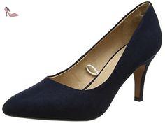 Lotus  Dulcie, Pumps femme - bleu - Bleu marine, 35.5 - Chaussures lotus (*Partner-Link)