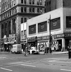 Palms Theater / Cunningham's