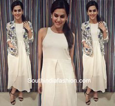 Taapsee Pannu in AND photo