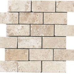 """Montagna Lugano 12 in. x 12 in. Gray Porcelain Mesh-Mounted Mosaic at The Home Depot """"backsplash""""? Home Depot Backsplash, Kitchen Backsplash, Backsplash Ideas, Bath Tiles, Mosaic Tiles, Floor Ceiling, Tile Floor, Lugano, Fireplace Surrounds"""