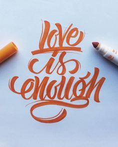 Lettering by Colin TierneyMedium used: Crayola Broad Line...
