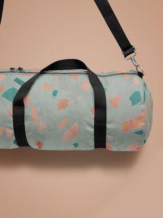 Pe Bags, Hand Luggage, Duffel Bag, Terrazzo, School Bags, Travel Bags, Gym Bag, The Originals, School Backpacks