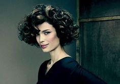 Short curly hair fall 2013