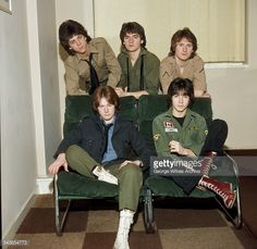 Rosetta Stone was a Northern Irish pop rock band from Downpatrick Northern Ireland, which included the ex-guitarist of the Bay City Rollers, Ian Mitchell. The group released two albums and one EP before dissolving in 1984.