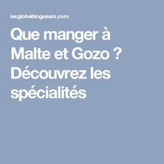 Que manger à Malte et Gozo ? Découvrez les spécialités