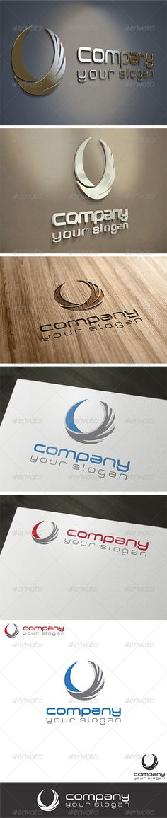 Agency Logo Template — Vector EPS #modify #template • Available here → https://graphicriver.net/item/agency-logo-template/1650927?ref=pxcr