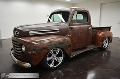 1951-53 Series Ford F-100