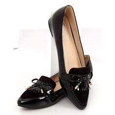 #Mokasyny #Damskie #Butymodne #Mokasyny #Damskie #Czarne #Jl29 #Black Oxford Shoes, Women, Fashion, Moda, Fashion Styles, Fashion Illustrations, Woman