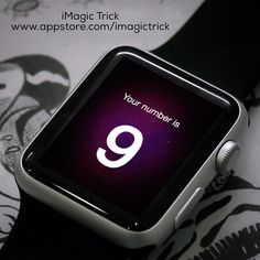 iMagic Trick is available for the iPhone iPad and Apple Watch.  Perform the trick on your iPhone and reveal the magic number on your Watch.   Check it out: www.appstore.com/imagictrick  #magic #app #iphone #trick #applewatch #apple #apps #apple_watch #applewatchapp #magictrick #imagictrick #watchos #iwatch #ios #ios9 #appstore #itunes #applestore #downloadnow #applewatchfans #iphone6 #iphone6s #iphone6plus #iphone6splus #ipad #ipadair #ipadpro #appletv #applewatchedition #applewatchsport