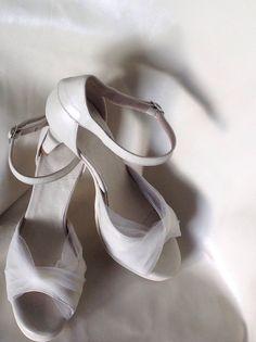 Scarpe sposa con tulle-Sport Calzature SNC