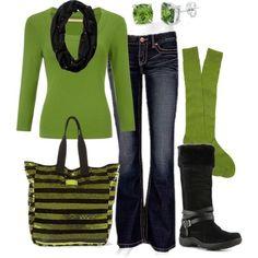 Black Green & Bling - Whatcha think?